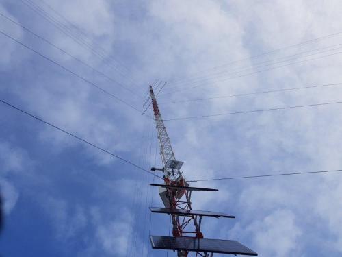 MET stolp 100m PVE Zajčica Senožeška brda 3